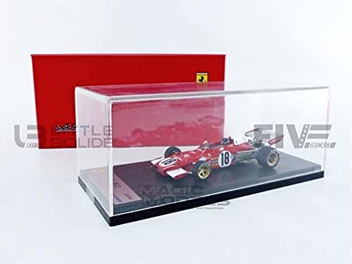 Looksmart 1/43 – Ferrari 312 B2 – GP Argentina 1973 – LSRC030