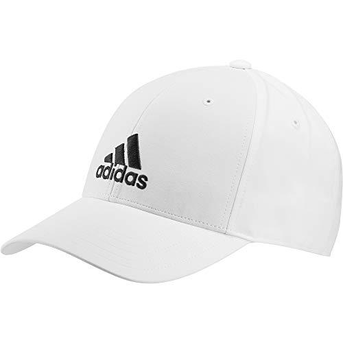 adidas Unisex Bballcap Lt Emb Cap, white, 33 EU