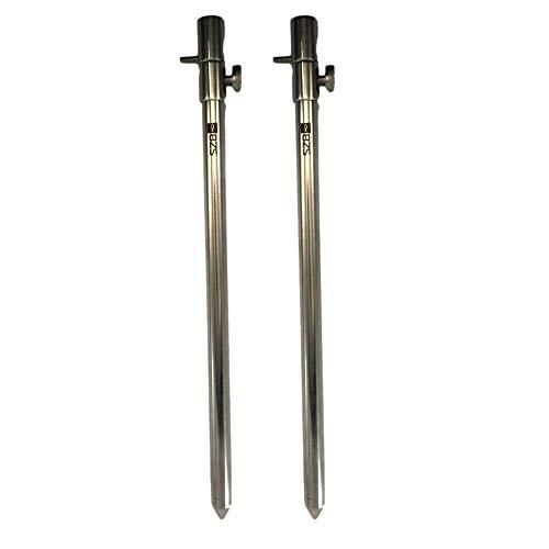 Edelstahl Bank Sticks 50–90 cm (2)