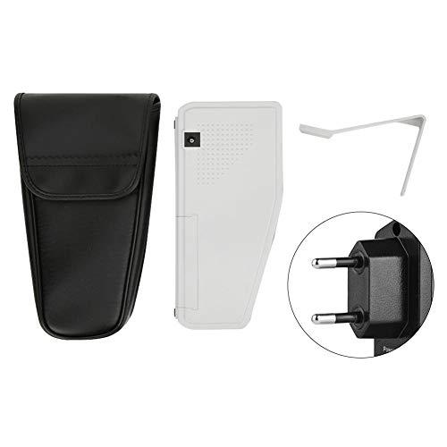 Mini Portable Valuta Teller V40 Handheld Bill Cash Kassa Valuta Teller Machine voor het tellen van geld 110-240V(EU-STEKKER)