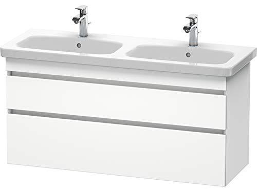 Duravit DuraStyle Waschtisch Standby 1230x 448graphit matt/weiß matt