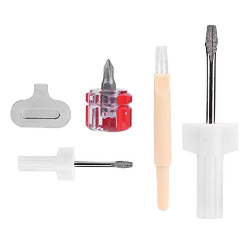 Ponacat Kit d'accessoires pour machine à coudre 5 pièces