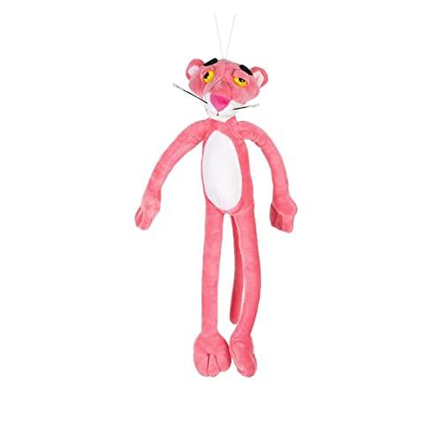 CHENPINBH Plüschtiere 40 cm heißer Baby Spielzeug niedlich freche rosa Panther plüsch Spielzeug gefüllte weiche Spielzeug Tier Puppe Baby Kinder Kinder Geschenke (Color : Pink, Height : 40cm)