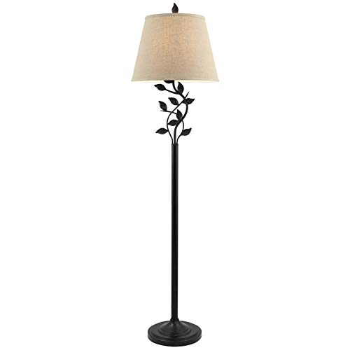 Allen Roth Eastview Lighting Collection: Floor Lamp