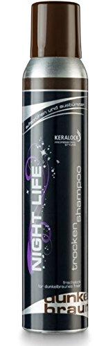 keralock Night Life a secco Shampoo NERO, 172G