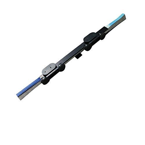 Auto-onderdelen Voorruit Schaduw van de Zon Automatic Retractable Gordijn Universal Eenvoudig te installeren en te gebruiken Houd uw voertuig Cool (Color : Silver, Size : 65cm)