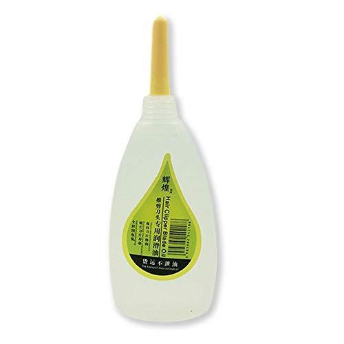 Millster - Tijeras de peluquería (50 ml), máquina de coser, aceite lubricante reparador de aceite para evitar la oxidación para salón