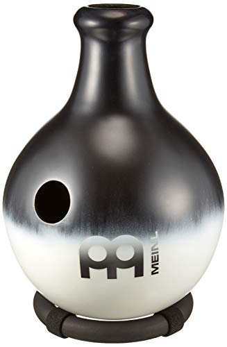 MEINL Percussion マイネル イボドラム Fiberglass Liquid Ibo Drum Large ID9BK/WH 【国内正規品】