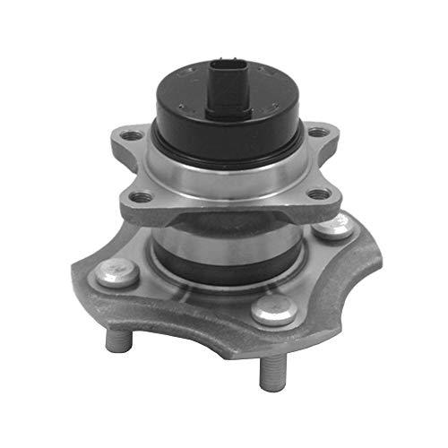 1x Radlagersatz mit integriertem ABS-Sensor Hinterachse rechts oder links