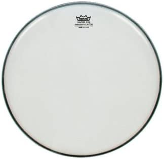Remo BA020600 Smooth Attention brand White Ambassador Drumhead 6-Inch safety