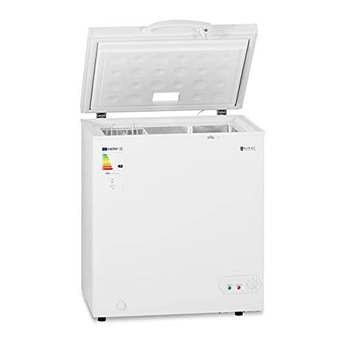 Royal Catering Arcón Congelador Cámara Profesional RCFZ-152-1 (Capacidad: 152 L, Clase energética: A +, Temperatura de -12 a -28 °C)