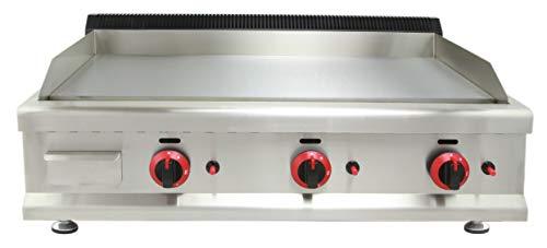 Fry-top industrial a gas 900 hostelería - Maquinaria Bar Hostelería