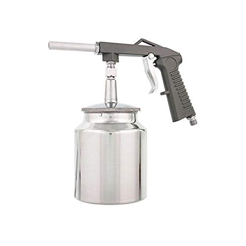 TOTMOX Global Air Undercoating Spray Gun - Apply Sprayable Truck Bed Liner Coating, Rubberized Undercoat, Rust Proofing, Chip Guard Paint - Pneumatic Automotive Application Sprayer