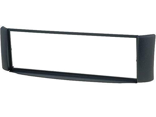 Facade Autoradio FA071E compatible avec Smart ForTwo - Anthracite