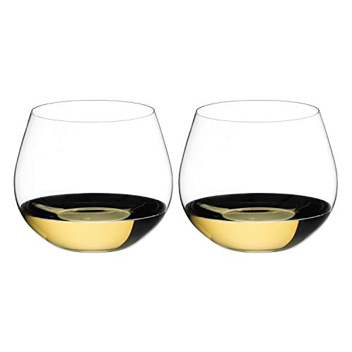 Riedel O Tumbler Wine Glass, Set of 2, Clear