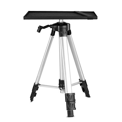 Stands Portable Aluminum Projector Bracket Height Adjustable And Movable (53cm~136cm)