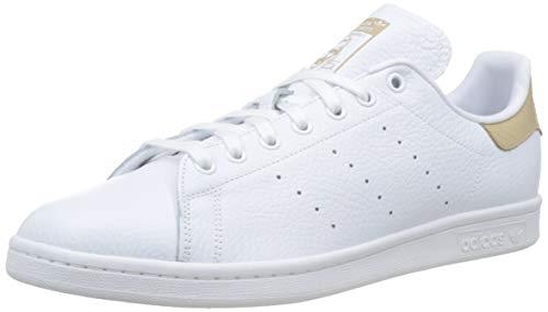 Adidas Stan Smith, Scarpe da Fitness Uomo, Bianco Ftwbla/Stcapa 0, 40 2/3 EU