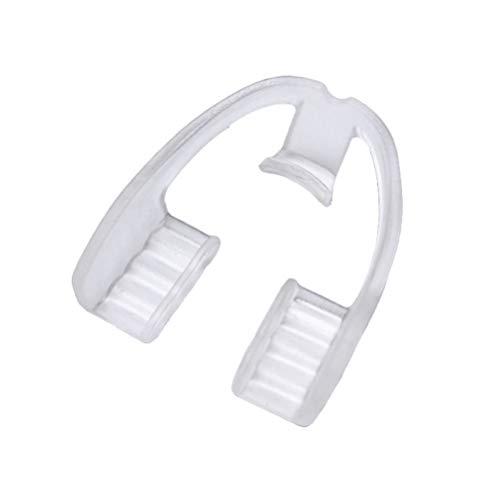 HEALLILY Professioneller Mundschutz zum Zähneknirschen Mundschutz Nachtschutz zum Zähneknirschen Nachtschutz Verhindert Das Zusammenbeißen von Bruxismus-Zähnen