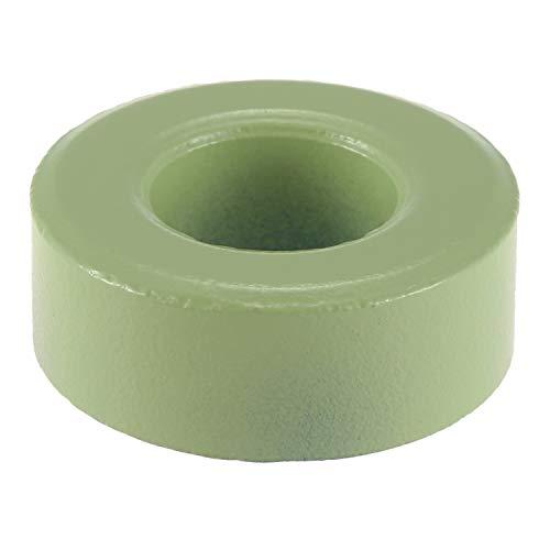 TOOGOO(R) Color Verde Palido Azul Iron Potencia Ferrita Toroide Nucleo 47mm Diametro Exterior