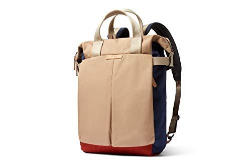 Bellroy Tokyo Totepack, Wandelbarer Rucksack und Tragetasche aus wasserabweisendem Material (15