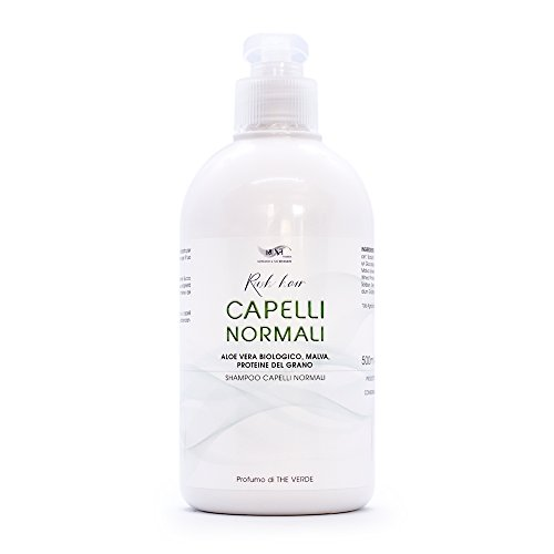 Shampoing Naturel Bio Huile Neutral Cheveux Normal...