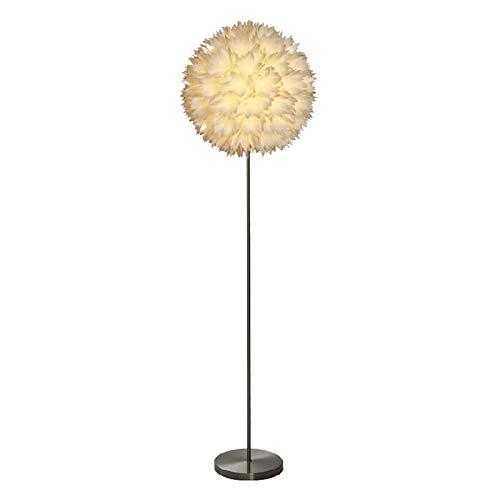 Lámpara de piso Lámpara de pie Suelo bola poste alto Aplique de la lámpara LED de Protección Ambiental Lámpara de polipropileno flor lámpara moderna for salas de estar Dormitorios Oficinas Iluminación