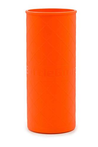 bottleguard TPU Flasche Sleeve Displayschutzfolie für Hydro Fläschchen Fifty/Fifty & Takeya thermoflask Edelstahl Flaschen, zitrusgelb