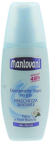 Mantovani - Deo Vapo 75ml Talco