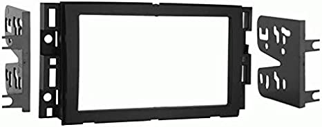 Carxtc Double Din Install Car Stereo Dash Kit for a Aftermarket ...