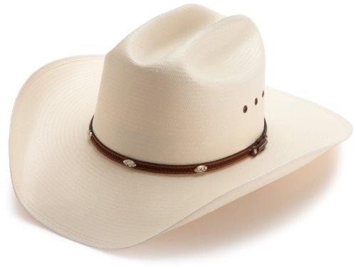Stetson Men's Alamo Hat, Natural,