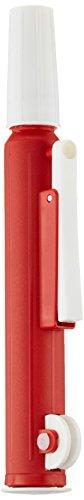 neoLab 6-2302 Pipettierhilfe, 25 mL, Rot