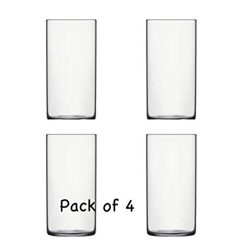 Whisky Vaso Cristal 4Pcs Extra Light Cocktail Glasses - Set De 4
