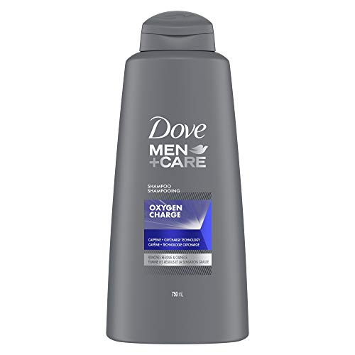 Shampoing Fortifiant Dove Men+Care, 750ml - 0