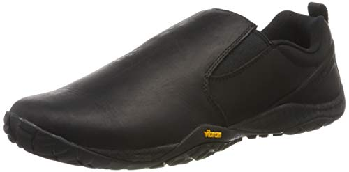 Merrell Trail Glove 4 Luna Slip ON, Zapatillas sin Cordones Hombre, Negro (Black), 41.5 EU