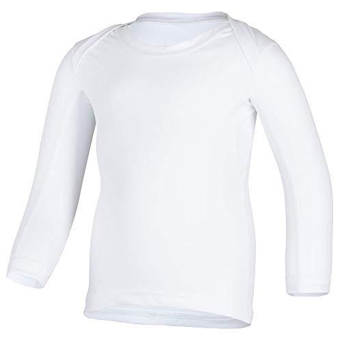 hyphen med BABY Shellshirt UV-Schutz UPF 80 92/98 weiß