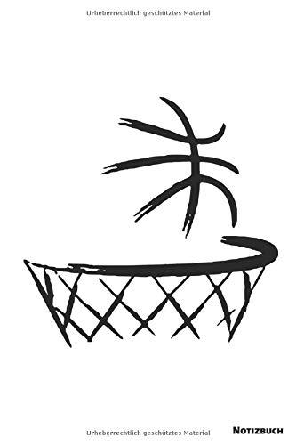 Notizbuch: Basketball (liniert)