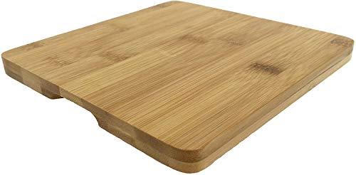 イシガキ産業 鉄鋳物スキレット用木台 3921 12.5×12.5cm