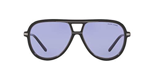 Ralph Lauren 0RL8177 Gafas de sol, Black, 58 para Hombre