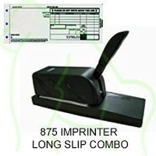 Bartizan 875 Pump Handle Imprinter 100 Long Slip Combo