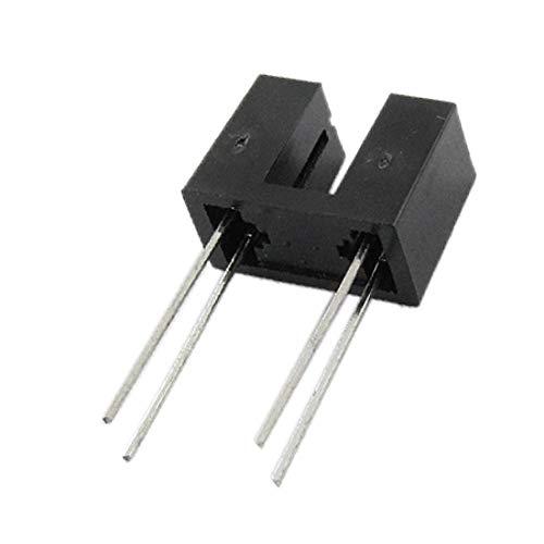 X-Dr 10 Pcs 4 Pins 5/32' 'Gap Photo Interrupter Optischer Schlitzschalter HY301-19 (e0e5b67ef153cae6560e398264d93b8a)