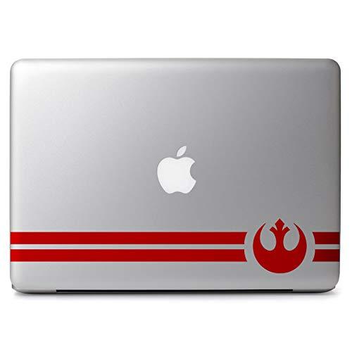 Star Wars Rebel Alliance Symbol Design for MacBook 11 13 15 Vinyl Decal Sticker
