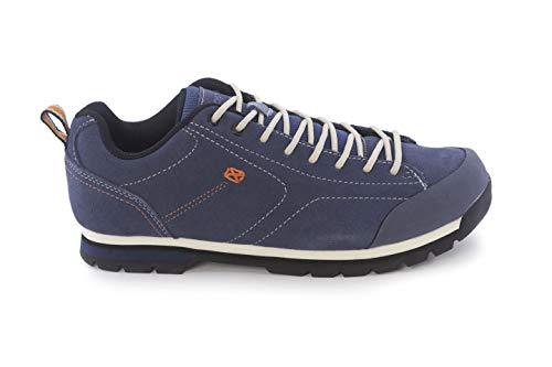 IZAS Bromont Trekking Chaussure Homme, Bleu, 42