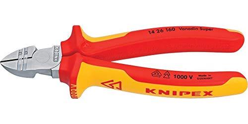 KNIPEX 14 26 160 Knip 4003773040279 - Cortadora de corte lateral