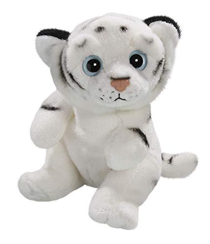 Carl Dick Peluche - Tigre Blanco (Felpa, 15cm) [Juguete] 3028005