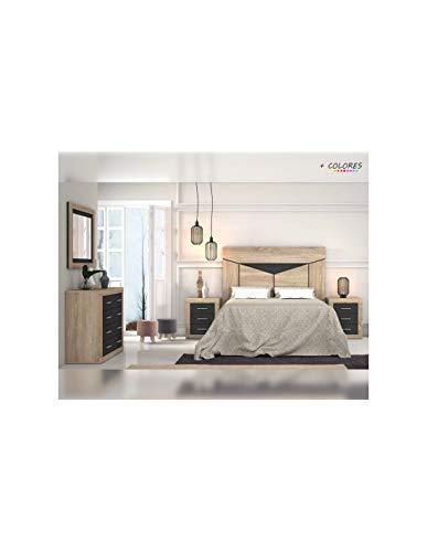 DECOR NATUR COMPOSICIÓN Dormitorio Lara Modelo 13