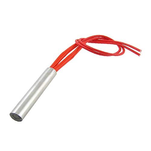 New Lon0167 10mm x Vorgestellt 60mm AC 220V zuverlässige Wirksamkeit 120W-Form-Heizung-Ein-Ende-Heizpatrone(id:cfd c9 dd c41)
