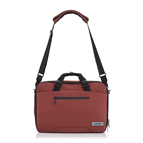 Crumpler CDT001-R17G50 Credential Bagpack, Medium, Mattone