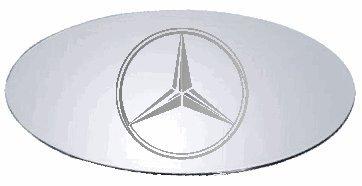 LKW Spiegel mit Stern für die Rückwand ✓ Stern Aufkleber ✓ LKW-Zubehör und Artikel für Innenausstattung ✓ Rückwandspiegel ✓ Truck accessoires für die Fahrerkabine ✓