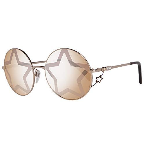 Just Cavalli JC722S 5528G Just Cavalli Sonnenbrille JC722S 28G 55 Rund Sonnenbrille 55, Gold