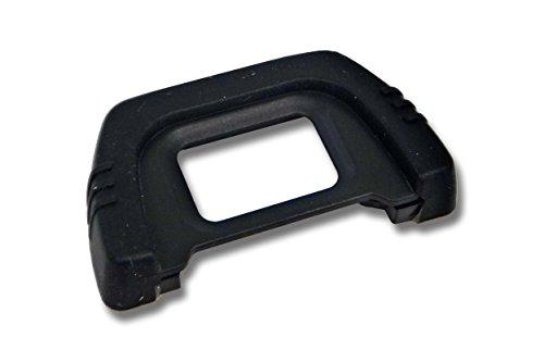 vhbw Visor del Ocular Compatible con Nikon D60, D70, D70s, D80, F50,...
